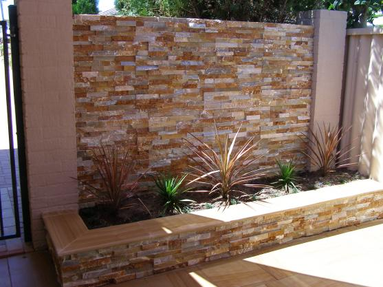 Feature Wall Ideas by Home Grown Maintenance