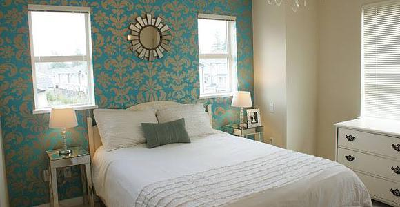 Wallpaper Design Ideas by SwellFX painting and wallpapering