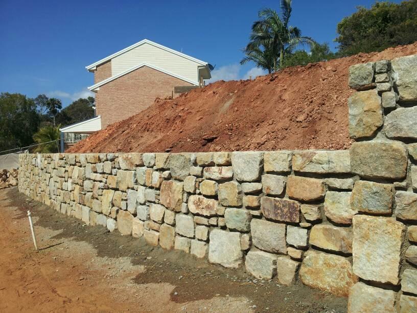 retaining walls inspiration - c  u0026 d coffs landscaping
