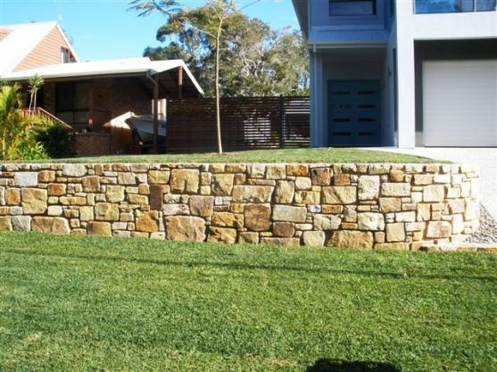 Retaining Wall Design Ideas by C & D Coffs Landscaping