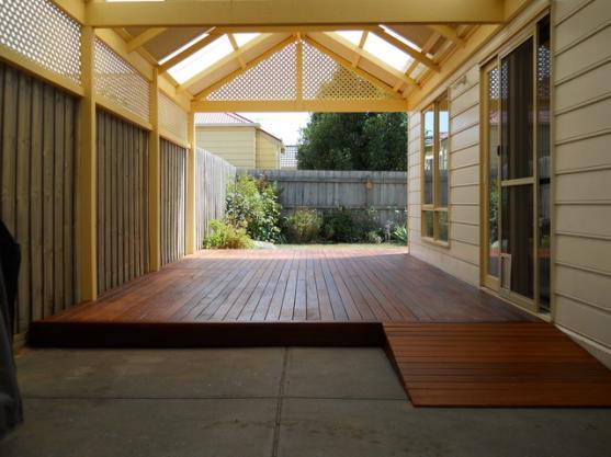 Elevated Decking Ideas by Suburban Carpentry