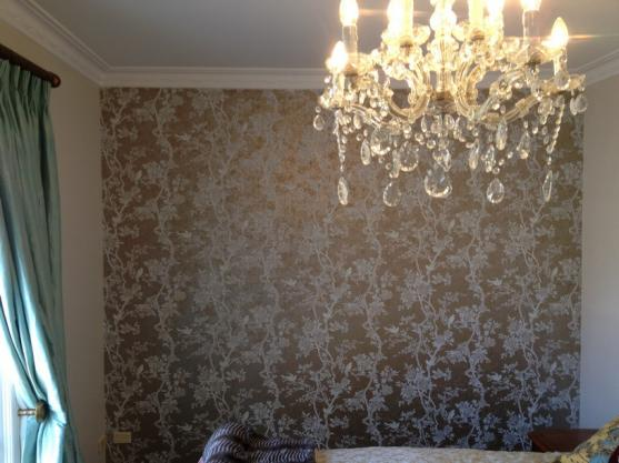 Wallpaper Design Ideas by Well Hung Wallpaper