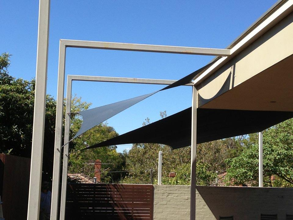 Yarra shade waterproof shade sails melbourne wide for Colorado shade sail