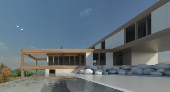 Infinity Pool Design Ideas by Format Architects