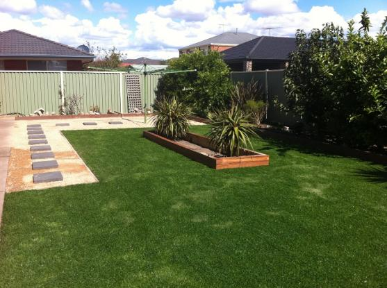 Artificial Grass Ideas by Hercules Landscapes
