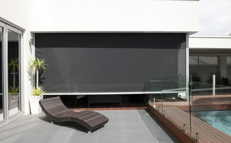 Retractable flyscreens inspiration freedom screening for Vertical retractable screen
