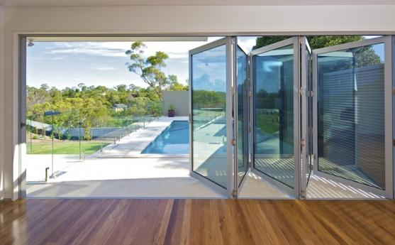 Bi Fold Window Designs by Freedom Solutions Group
