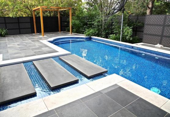 Swimming Pool Designs by Da Vinci Outdoor Living