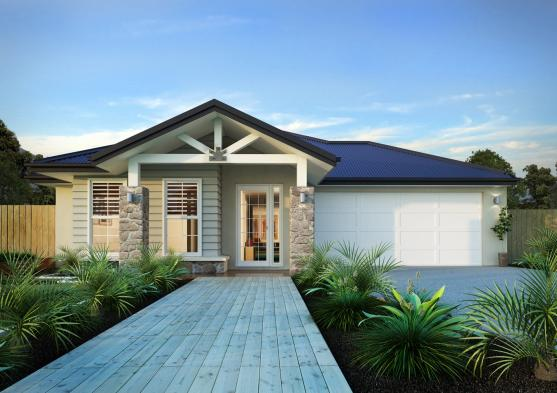 Entrance Designs by Stroud Homes Gold Coast