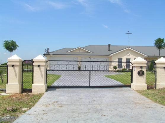 Driveway Gate Designs by Ideal Gate Automation Pty Ltd