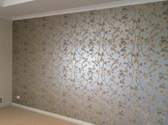 Wallpaper Design Ideas by Project Interiors Design and Styling