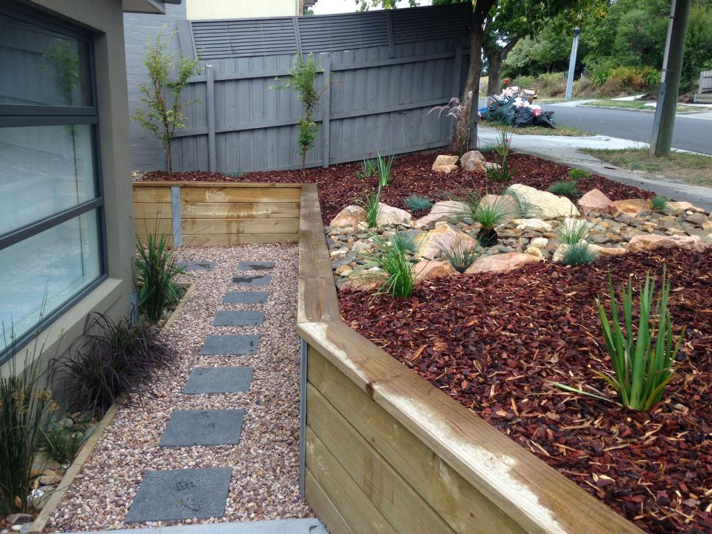 Rc Retaining Walls : Retaining walls inspiration rc landscapes australia