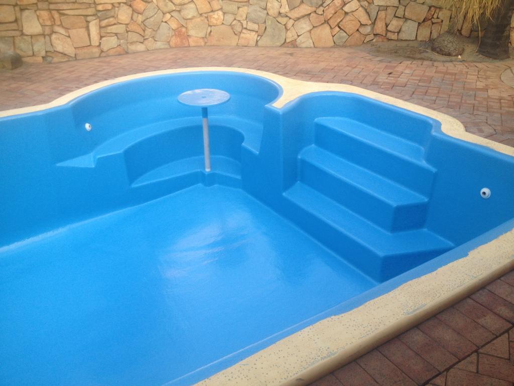Perth fibreglass pools servicing all suburbs in perth for Pool show perth