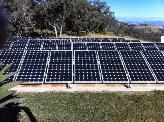 Solar Panel Ideas by Ruby Electrical