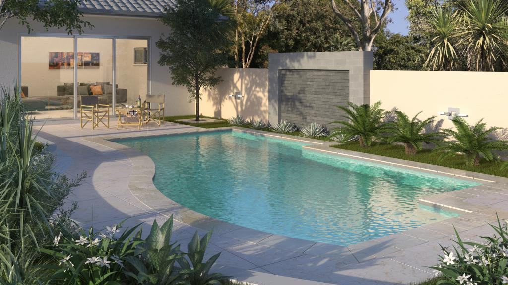 Pools inspiration fibre tek global australia hipages for Pool builders yatala