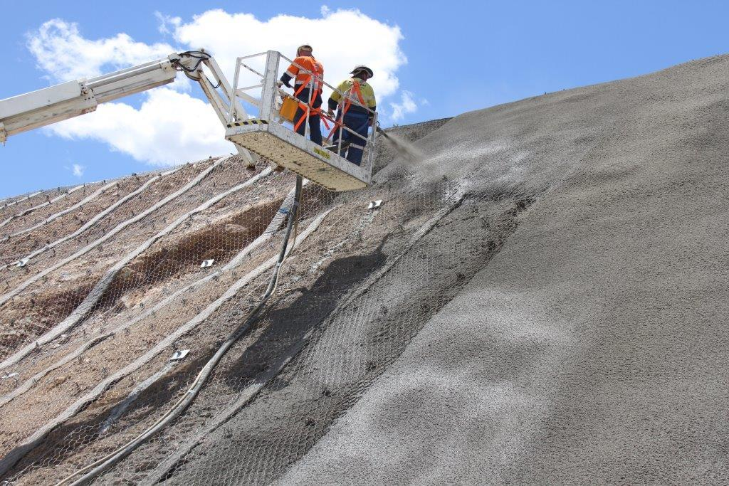 Hy Spec Shotcrete Amp Concrete Pumping Sunshine Coast To