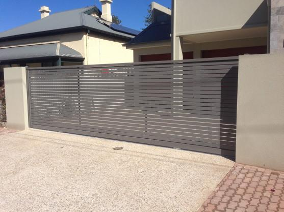 Driveway Gate Designs by Adelaide Gate Automation