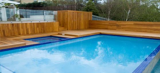 Pool Decking Design Ideas by 1300 Pool Spa