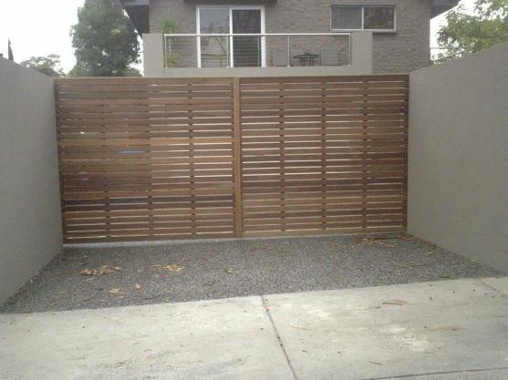Driveway Gate Designs by Langbourne Fencing & Gates