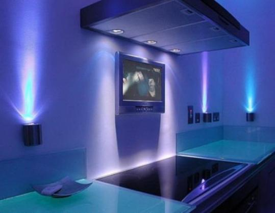 Lighting Design by Ogier Electrical Services Pty Ltd