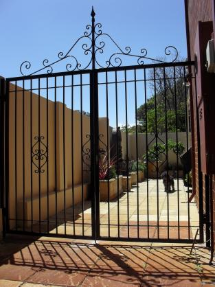 Wrought Iron Gates by Character Gatemakers and Fencing