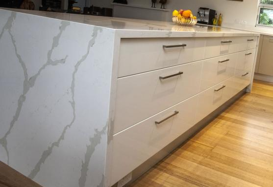 Kitchen Handles Design Ideas by Creative Benchtops