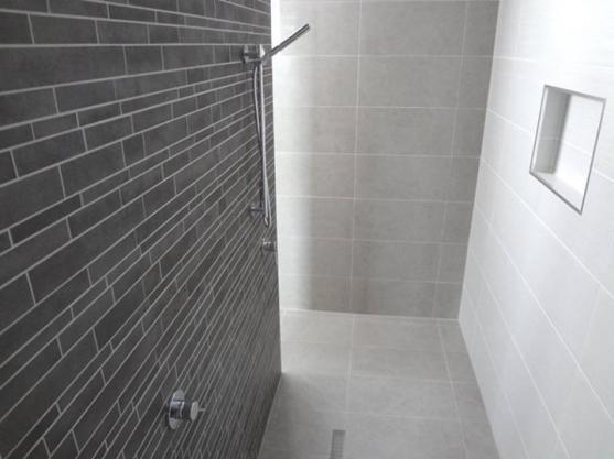 Shower Design Ideas by Sunshine State Tiling