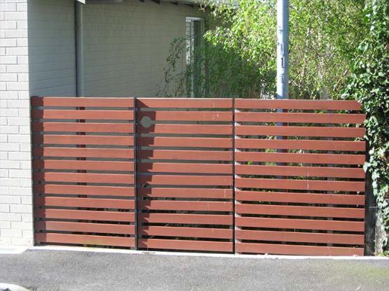 Front Gate Designs by Tasfence