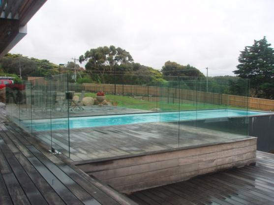 Lap Pool Designs by Peninsula Glass and Screens