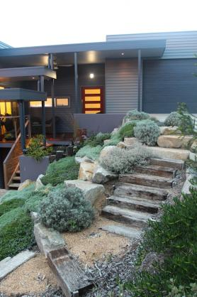 Entrance Designs by Gregory Builders