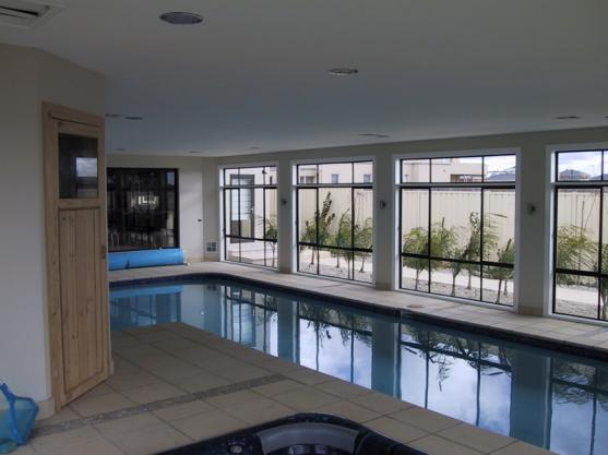 Lap Pool Designs by Seaspray Pools