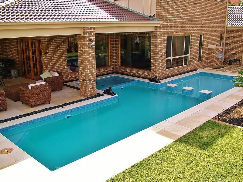 Pools Inspiration Seaspray Pools Australia