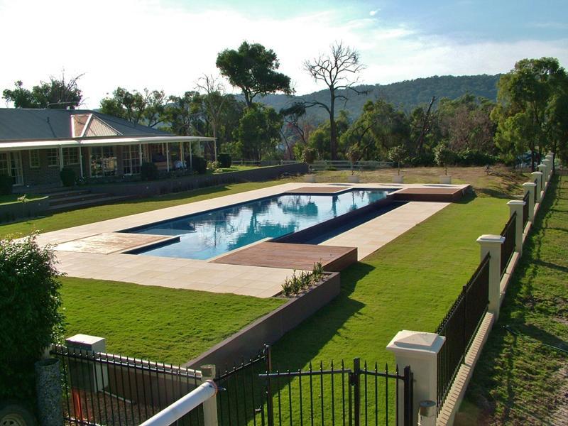 Lap Pools Inspiration Seaspray Pools Australia