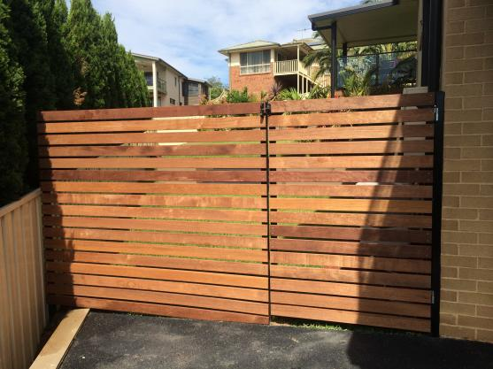 Timber Fencing Designs by A O K Building And Maintenance