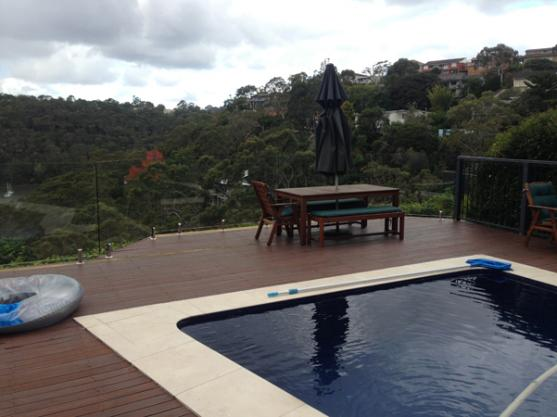Pool Decking Design Ideas Get Inspired By Photos Of Pool