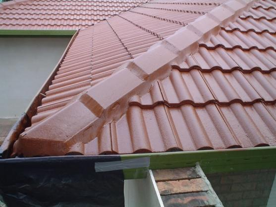 Roof Tile Designs  by City Roofing & Home Maintenance
