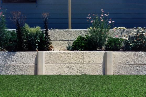 Retaining Wall Design Ideas by Advanced Modular Retaining