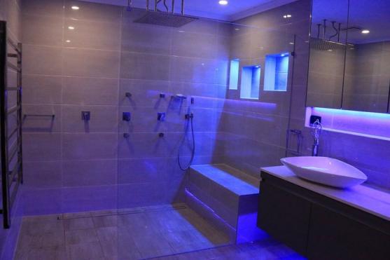 Bathroom Tile Design Ideas by Symcorp Building Services