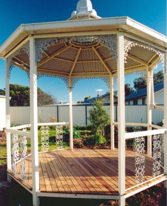 Gazebo Design Ideas by CrL Home & Garden Concepts