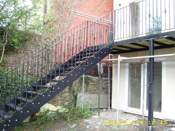 Balustrade Designs by Smith's Welding Services