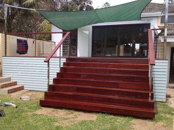 Elevated Decking Ideas by WA Carpentry Contractors Pty Ltd