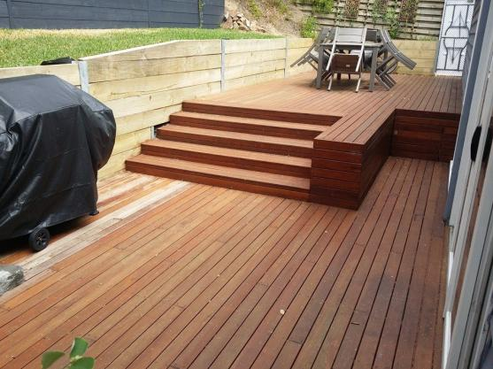 Elevated Decking Ideas by Building Carpentry Links