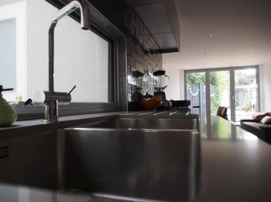 Kitchen Sink Designs by High Level Kitchens