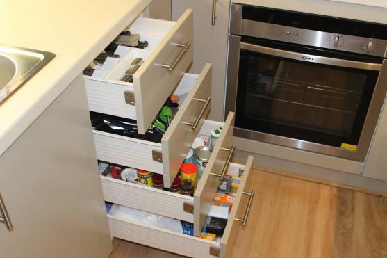 Kitchen Drawer Design Ideas By High Level Kitchens
