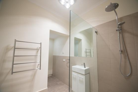 Shower Design Ideas by AREA Homes