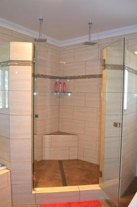 Shower Design Ideas by Smith & Sons Renovations & Extensions