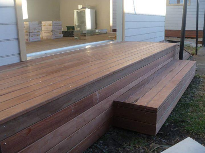 Elevated Decking Ideas by NCS Carpentry & Property Maintenance