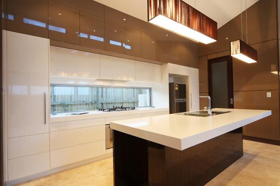 Kitchen Island Design Ideas by Regalline Cabinets & Joinery
