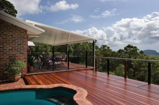 Pool Decking Design Ideas by In Style Patios and Decks