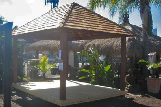 Gazebo Design Ideas by Tropical Lifestyle Living
